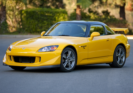 Spitfire would drive a 2009 Honda S2000. What would Soarin' have?