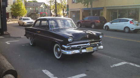 Sonata Dusk would drive a 1954 Ford Customline. What would Twilight Sky have?