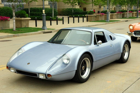 Shredder would drive a 1964 Porsche 904 GTS. What would Summer Pride have?