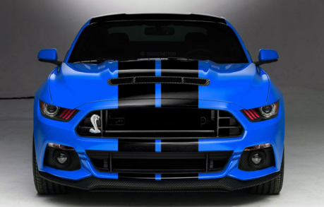 Lily would have a 2015 Ford 野马 Shelby GT500. What would Roseluck have?
