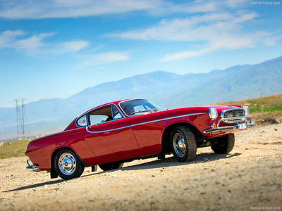 Lotus would drive a 1966 Volvo P1800. What would Shining Armor have?