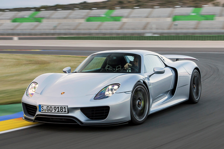 Fleur De Lis would have a Porsche 918. What would Filthy Rich have?