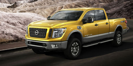 applejack would drive 2016 Nissan Titan. What would Big Macintosh drive?