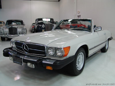Nightmare Moon would have a 1977 Mercedes Benz 450sl. What would Nightmare Rarity have?