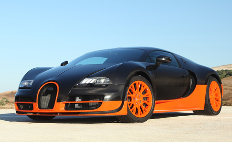 Cadence would drive a Bugatti Veyron Super Sport. What would the Yaks drive?