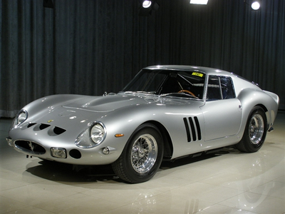 Lyra would drive a 1962 Ferrari 250 GTO. What would Bon Bon drive?