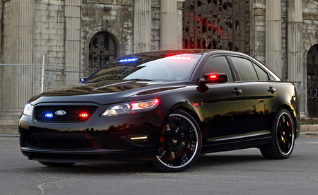 oh, the world's most expensive car! :D Bon-Bon would drive a 2012 Ford Taurus Interceptor. Since