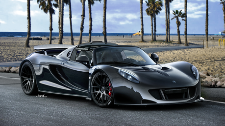 pelangi Dash would drive a Hennessey Venom GT. What would Rarity drive?