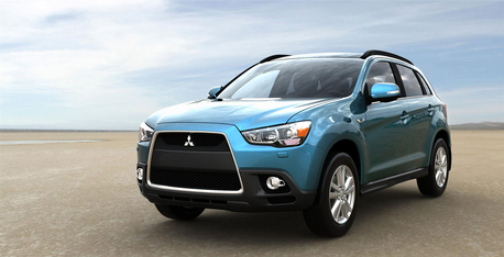 Tribe would drive the Mitsubishi ASX. What would Maud Pie drive?