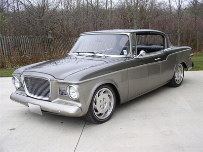 Applebloom would drive a 1960 Studebaker Lark. what would Babs Seed have?