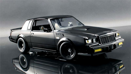 Bon Bon would have a 1987 Buick Grand National. What would Amethyst star, sterne have?