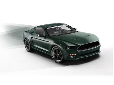 The Mane-iac would drive a 2015 Ford mustang Bullitt. What would Sugar Belle have?