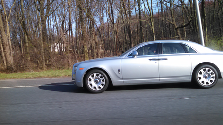 Maud would drive a 2011 Rolls Royce. What would Octavia have?