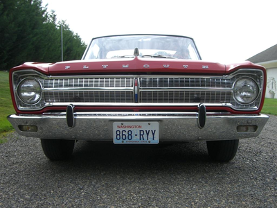Twinkle Shine would drive a 1965 Plymouth Satellite. What would Shining Armor have?