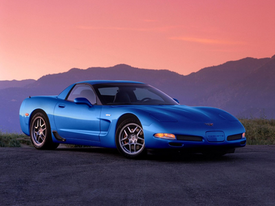 Moon Dancer would drive a 1999 Chevrolet Corvette. What would Colgate have?