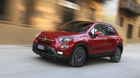 Colgate would drive a 2015 Fiat 500X. What would Noteworthy have?