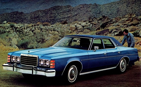 Noteworthy would have a 1977 Ford LTD. What would Lyra have?