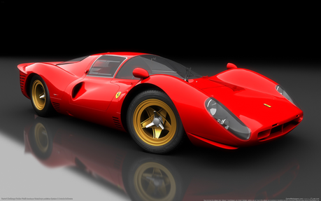 King Sombra would have a Ferrari 330 P4. What would Spike have?