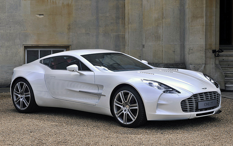 Fleur de Lis would drive an Aston Martin One-77. What would Spitfire drive?