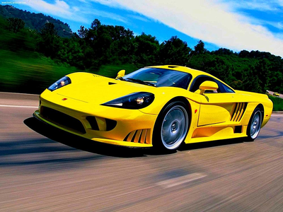 Gilda would have a Saleen S7. What would Little Strongheart drive?