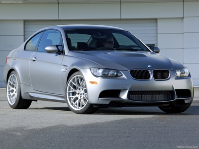 Big Macintosh would have a 2011 BMW M3. What would Applebloom have?