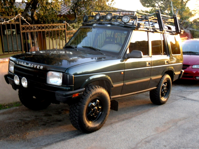 Double Diamond would have a 1995 Land Rover Discovery. What would Aria Blaze have?