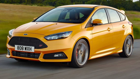 Aria Blaze would drive a 2015 Ford Focus ST. What would Discord drive?