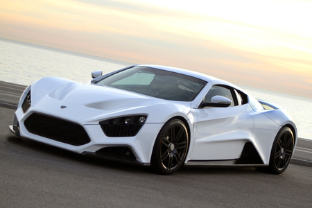 Octavia would drive a Zenvo ST1. What would Allie Way have?