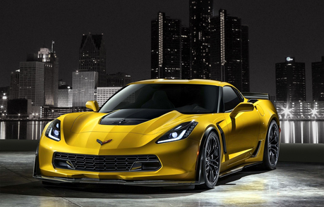 citron Drops would drive a Corvette Z06. What would Roseluck drive?