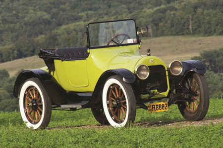 Moondancer would have a 1915 Buick Model C. What would The Tantabus have?