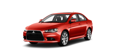 Cheerilee would have a 2015 Mitsubishi Lancer. What would bonbon have?