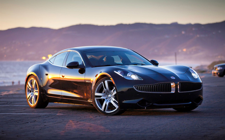 星, つ星 Swirl would drive a 2016 Fisker Karma. What would Starlight Glimmer have?