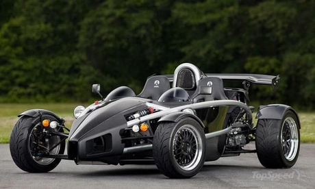 Scooty would drive a 2012 Ariel Atom 700. What would Silver Spoon have?