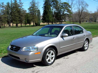 Silver Spoon would drive a 2000 Nissan Maxima. What would Diamond Tiara have?
