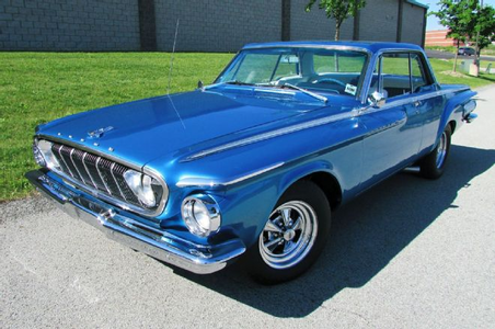 Pipsqueak would drive a 1962 Dodge Polara. What would the Royal Guards have?