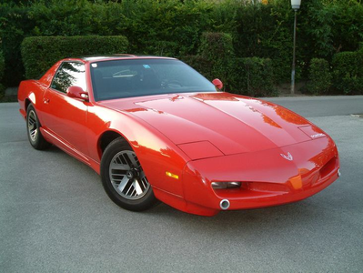Fido would have a 1992 Pontiac Firebird. What would Gummy have? We went over 2,000. Time to celeb