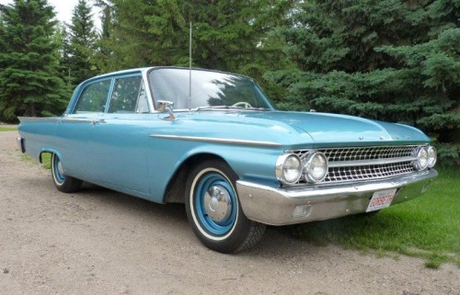 Roseluck would have a 1961 Ford Fairlane. What would Harry Trotter have?