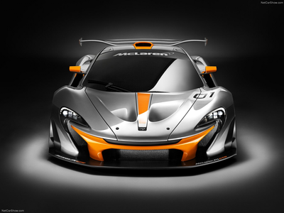 pelangi Dash would drive a 2014 McLaren P1 GTR. What would Pinkie Pie have?