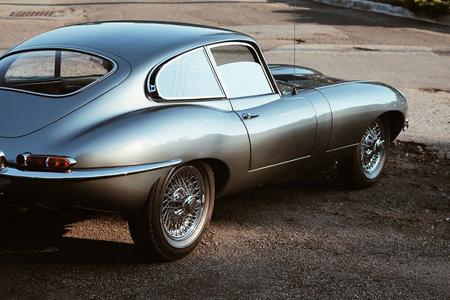 Celestia would drive a 1969 Jaguar E-Type. What would Luna have?