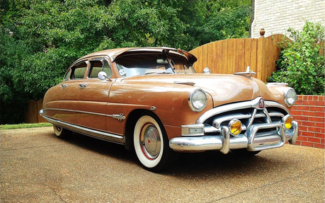Moon Dancer would drive a 1951 Hudson Hornet. What would Tirek drive?