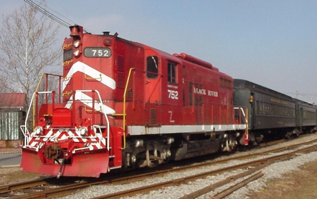 Imagine this going down the highway between many cars!! XD Anyway, Discord would drive an EMD GP9. Wh
