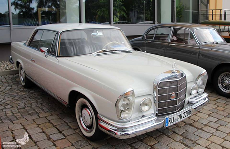 Fancy Pants would drive a 1966 Mercedes 250SE. What would Fleur De Lis have?