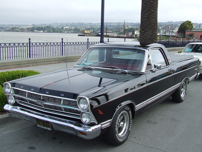 King Sombra would have a 1967 Ford Ranchero. What would queen Chrysalis have?