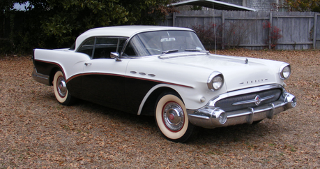 Mr. Cake would drive a 1957 Buick Special. What would Sassy Saddles have?