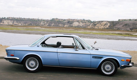 Rarity would drive a 1972 bmw 3.0 CS Coupe. What would Derpy have?