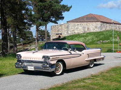 nuvem Kicker would drive a 1958 Oldsmobile. What would Wind Rider have?