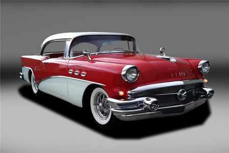 Wind Rider would drive a 1956 Buick Special. What would Mentally Advanced Series Twilight have?