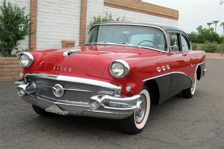 MAS aguardente de maçã would drive a 1956 Buick Special. What would MAS Diamond Tiara have?