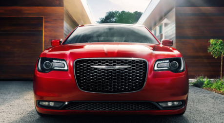 Cadence would drive the 2015 Chrysler 300. What would Shining Armor have?