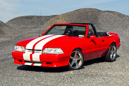 Cheerilee would drive a 1992 Ford مستونگ, mustang Convertible. What would درخت Hugger have?